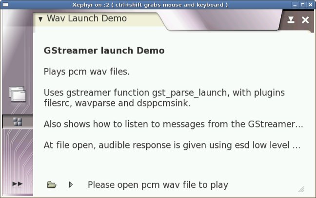 Gstreamer Api manual